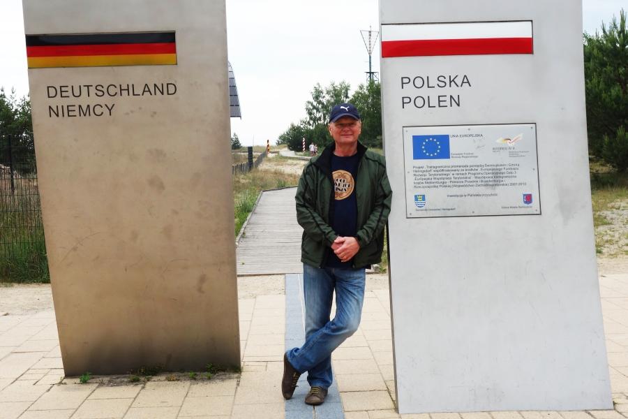 Polnische Grenze (Juni 2016)