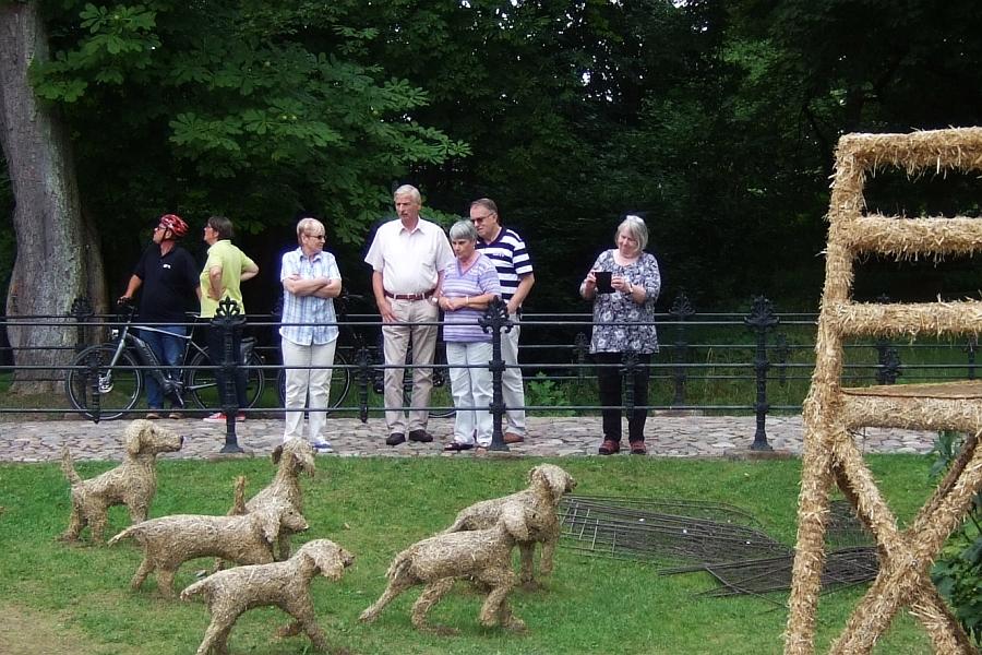 """Probsteier Korntage - Schloss Hagen: """"Fuchsjagd"""" (August 2016)"""