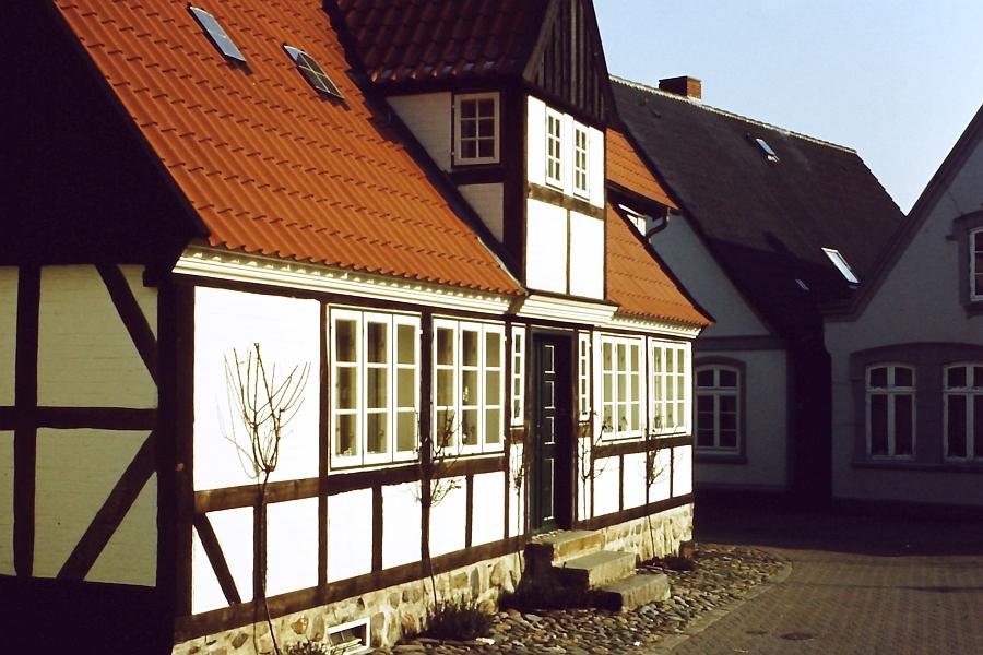 Kappeln - Mühlenstraße 7 - Foto: Asmus Peter Weiland