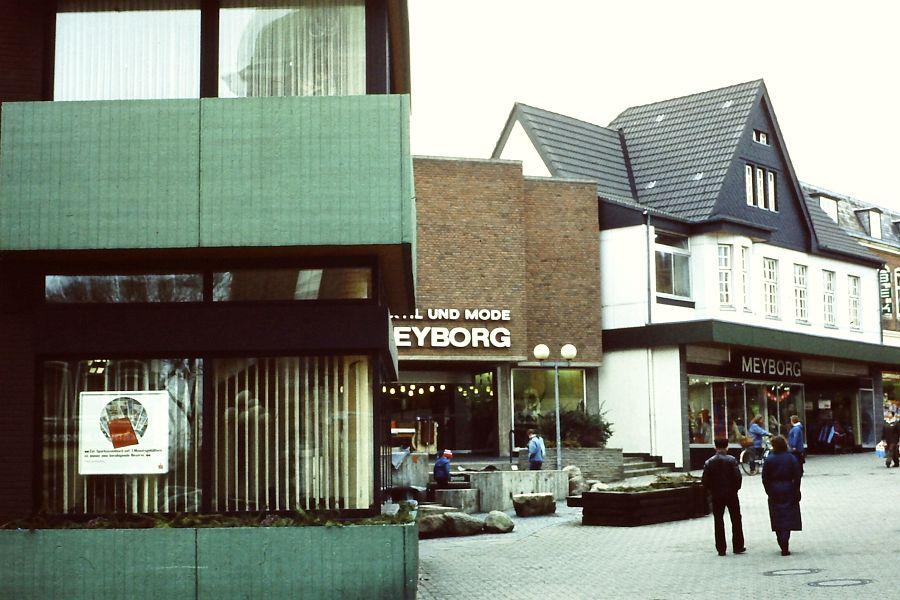 Kappeln - Meyborg - Schmiedestraße 2 (70er-Jahre)