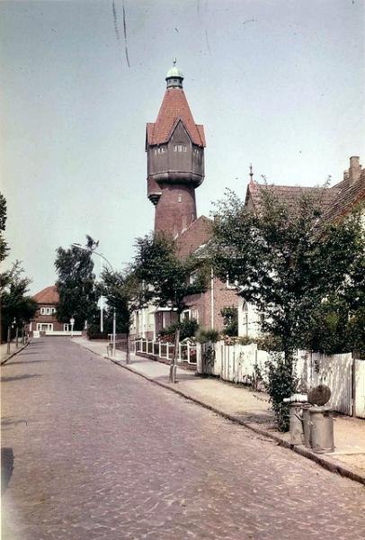 Kappeln - Wasserturm - Foto: Rainer Hemmer