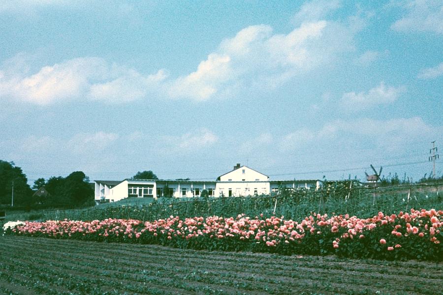 Kappeln - Margarethen-Klinik - Foto: Walter Stöckel (1961)