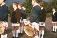 TSV-Spielmannszug - Foto: Walter Stöckel (1962)